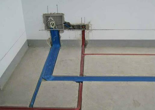 改造电路管线要留意