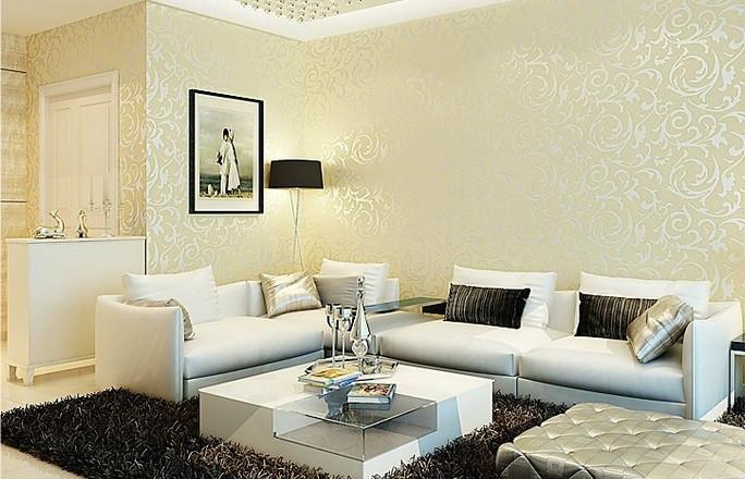 壁纸使用寿命较长,而且易清洁