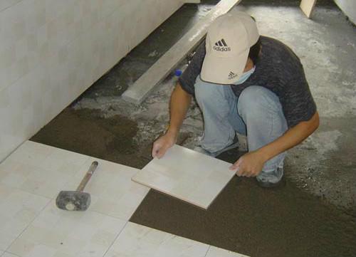 调整设计避免浪费瓷砖