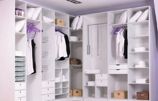衣柜设计图之各种款式