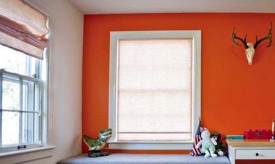 不同风格的飘窗装修效果图设计