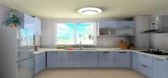 厨房吊顶装修效果图  厨房吊顶装修注意事项