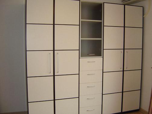 综合性大衣柜的打造