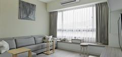 看时尚的飘窗装修效果图,打造暖暖的居室