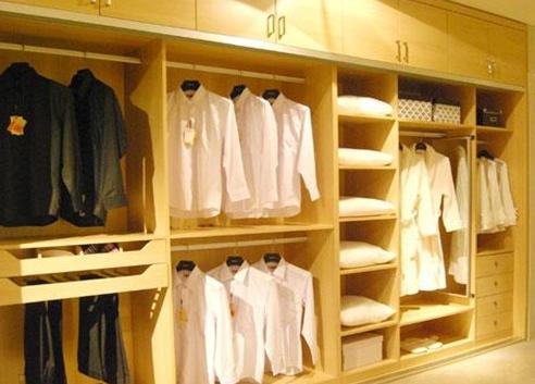 小户型大衣柜的打造