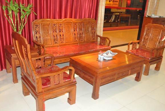 中信红木家具的价格