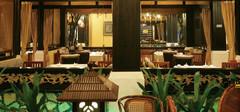 东南亚风格的餐厅装修效果图欣赏