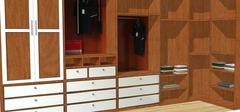 衣柜设计图之各种款式,最新整理!