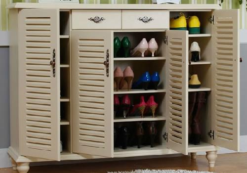 鞋柜效果图