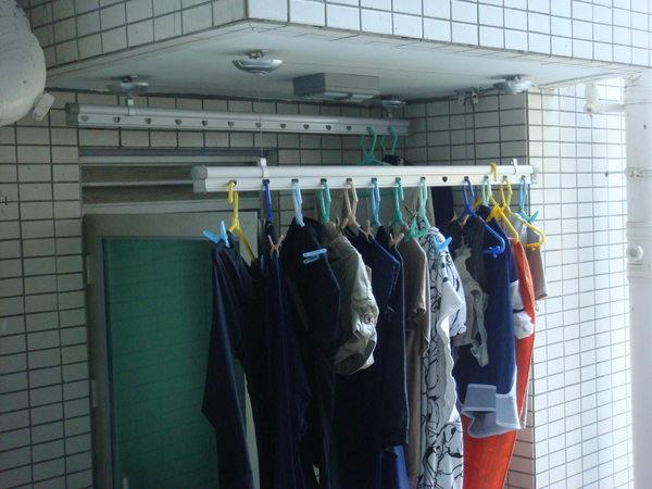 自动晒衣架的质量辨别技巧