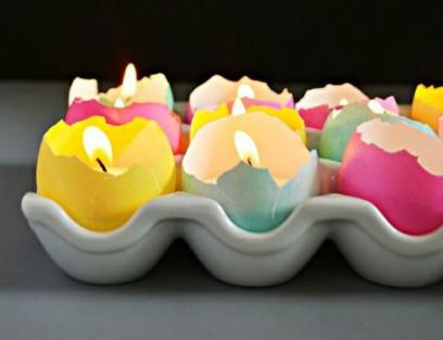 DIY小物件之蜡烛