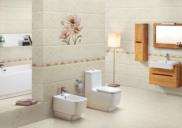 幸福树客厅瓷砖--欧式玻化砖