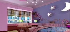 儿童房装修效果图 儿童房吊顶的风格及注意事项