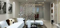 客厅隔断墙的设计风格有哪些?