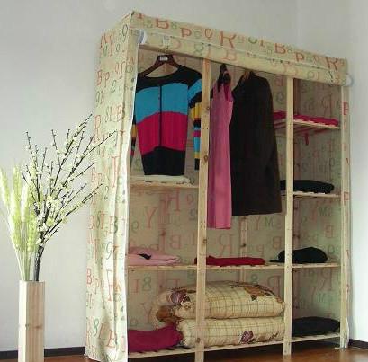 要选购合适的布衣柜结构