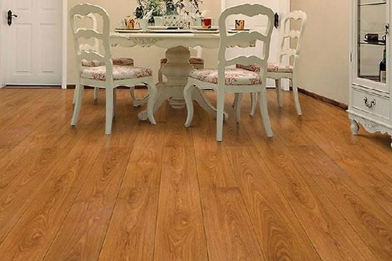 大自然复合地板怎样--看材质