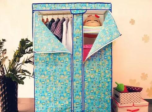 布衣柜安装步骤