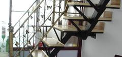 铁艺楼梯如何安装?铁艺楼梯扶手安装步骤