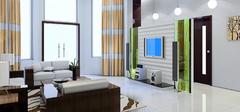 客厅装修的色彩搭配原理与技巧有哪些?