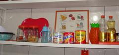 厨房置物架安装高度多少最合适