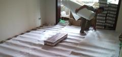 地板龙骨安装注意什么?地板龙骨间距问题