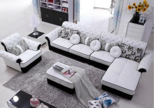 顾家沙发效果图