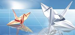 千纸鹤的折法图解的步骤有哪些?