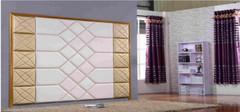 软包背景墙的设计分类和特点