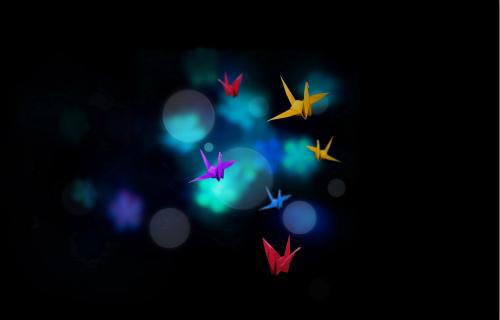 千纸鹤的折法图解的步骤