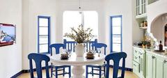 地中海风格餐厅,塑造美食空间!