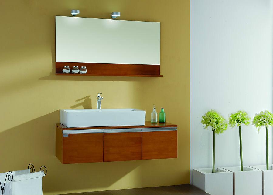 浴室柜的保养小窍门