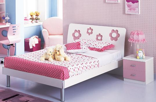 记忆棉材质的儿童床垫