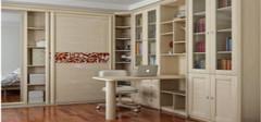 书房隔断墙的设计要求  书房隔断的方式