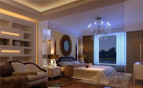 卧室壁灯的款式