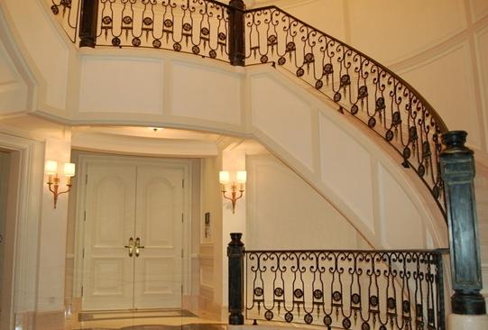 楼梯扶手介绍