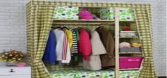 布衣柜的选购技巧和注意事项