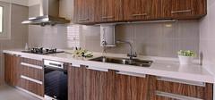 混搭厨房装修效果图,混搭厨房装修知识
