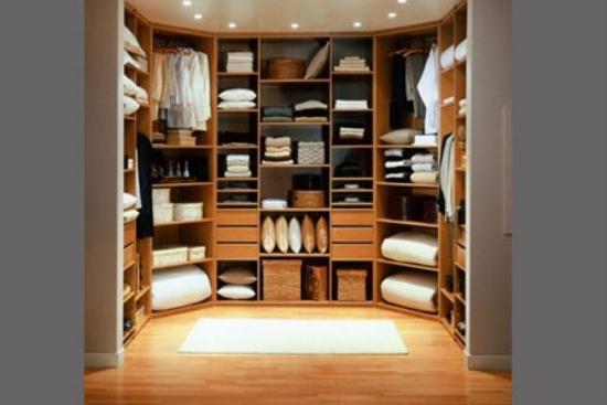 看整体衣柜的安装图解