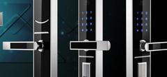 高端指纹锁,值得信赖的品牌报幕!