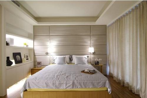 卧室壁灯的高度