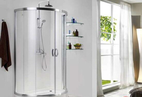 淋浴房清洗方法