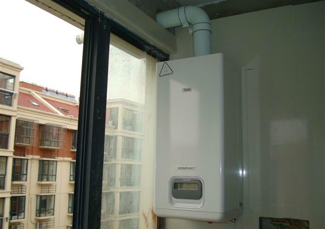 燃气壁挂炉作为取暖设备