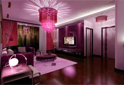 婚房客厅布置之装饰物