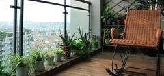 阳台装修应采用哪种风格比较好?