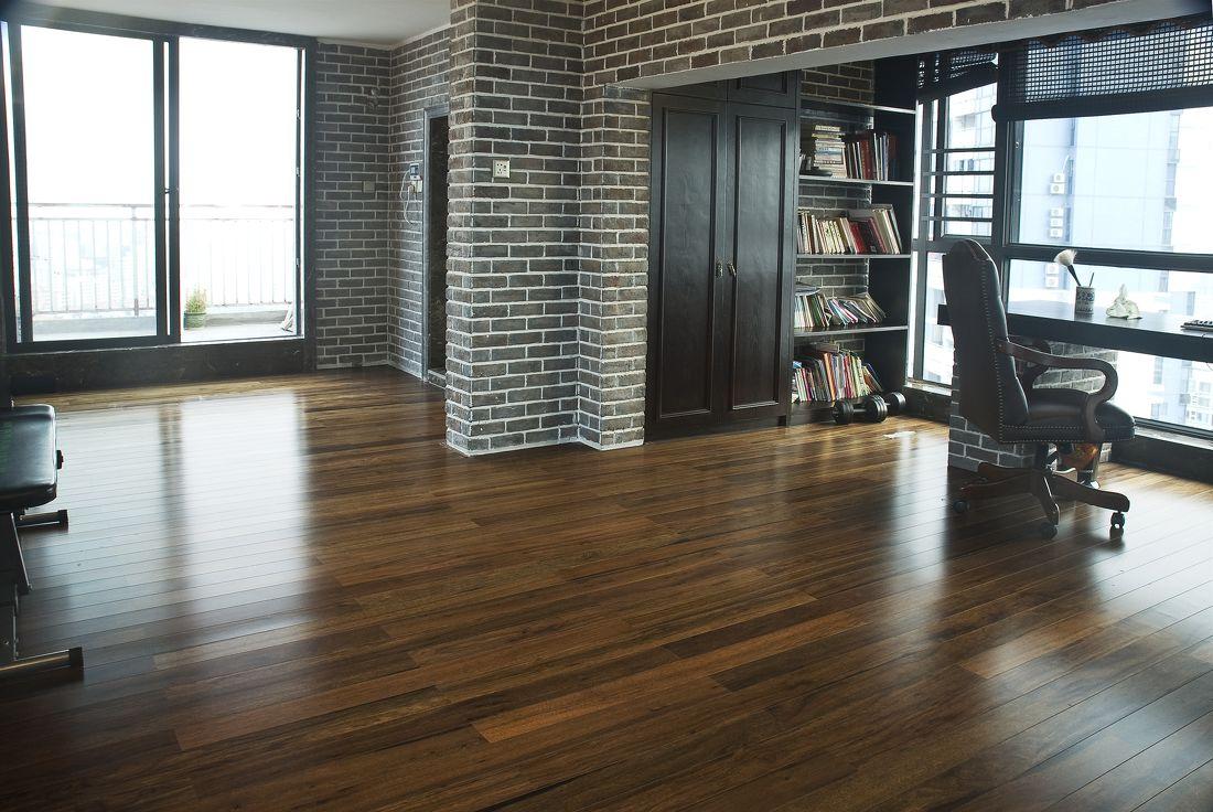 实木地板的优缺点