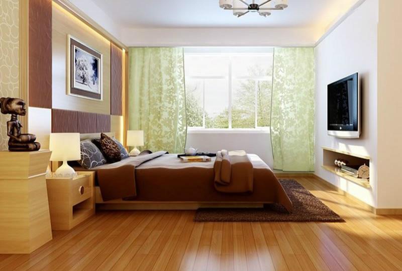实木复合地板的优点