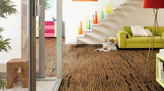 享木旗下的软木地板价格