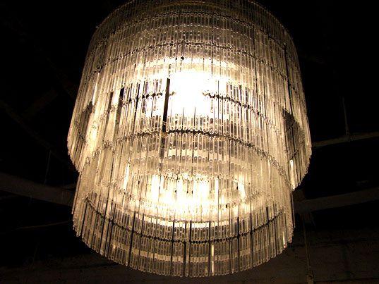 水晶灯饰的挑选技巧