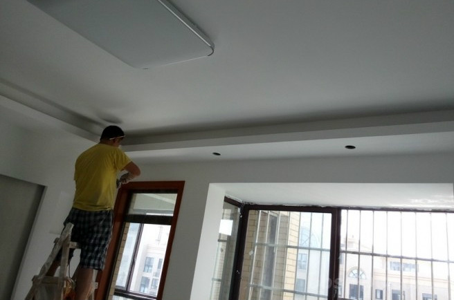 而天花射灯安装吊顶要求只要6到8公分