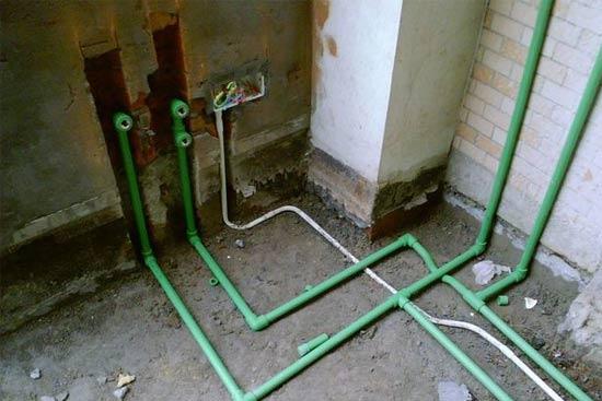 水路管道安装